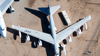 57-0038 - Boeing B-52F Stratofortress - United States - US Air Force (USAF)