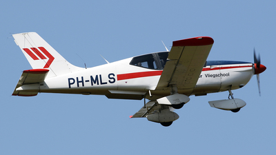 PH-MLS - Socata TB-10 Tobago GT - Martinair Flight Academy