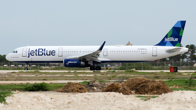 N997JL - Airbus A321-231 - jetBlue Airways