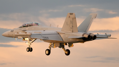 169208 - Boeing EA-18G Growler  - United States - US Navy (USN)