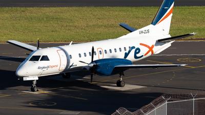 VH-ZJS - Saab 340B - Regional Express (REX)