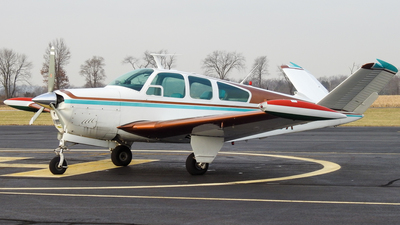 N7879R - Beechcraft V35A Bonanza - Private