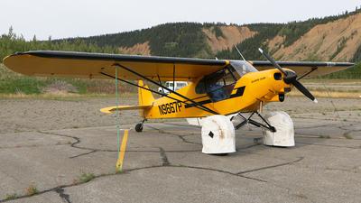 A picture of N9667P - Piper PA18150 Super Cub - [187509012] - © Jeroen Stroes