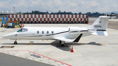 YV3179 - Bombardier Learjet 55C - Private