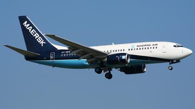 OY-MRG - Boeing 737-7L9 - Maersk Air