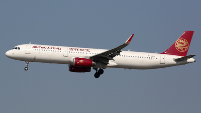 B-8407 - Airbus A321-231 - Juneyao Airlines