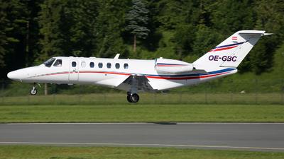 OE-GBC - Cessna 525B CitationJet 3 - Airlink