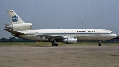 N84NA - McDonnell Douglas DC-10-30 - Pan Am