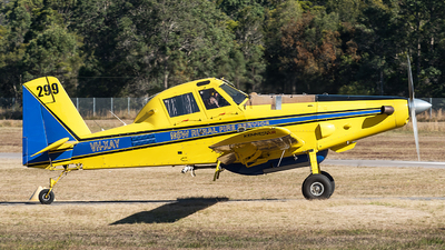 VH-XAY - Air Tractor AT-802 - Kennedy Aviation