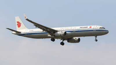 B-8492 - Airbus A321-232 - Air China