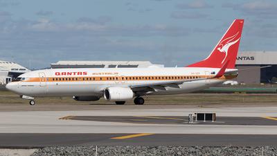 VH-XZP - Boeing 737-838 - Qantas