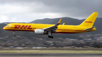 G-DHKC - Boeing 757-256(PCF) - DHL Air