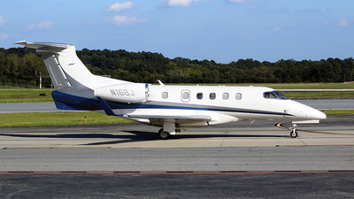 N168J - Embraer 505 Phenom 300 - Private