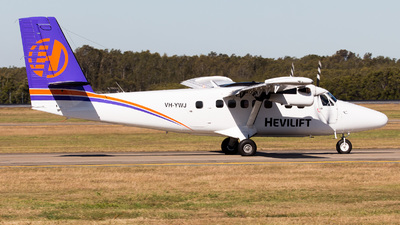 A picture of VHYWJ - Schweizer 269C Sky Knight - [0282] - © Christopher Chai