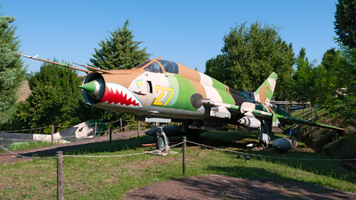 27 - Sukhoi Su-22M4 Fitter K - Russia - Air Force
