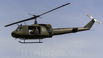 20617 - Bell UH-1H Iroquois - Philippines - Air Force