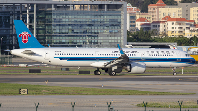B-303K - Airbus A321-253N - China Southern Airlines