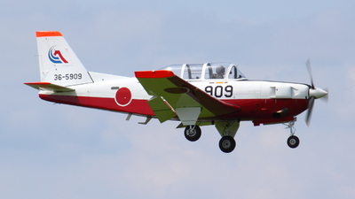 36-5909 - Fuji T-7 - Japan - Air Self Defence Force (JASDF)