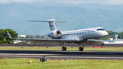 VP-CMB - Gulfstream G500 - Private