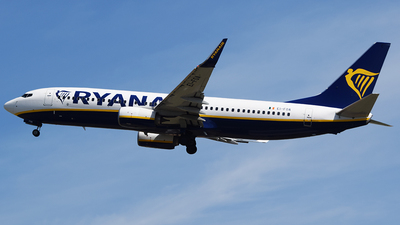 EI-FOA - Boeing 737-8AS - Ryanair