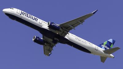 N942JB - Airbus A321-231 - jetBlue Airways