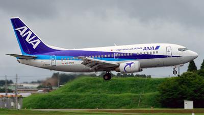 JA358K - Boeing 737-5L9 - ANA Wings