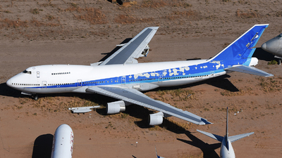 N243BA - Boeing 747SR-81 - Untitled
