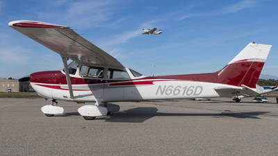 N6616D - Cessna 172N Skyhawk - Private