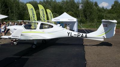 YL-PAA - Diamond DA-40NG Diamond Star - Air Baltic Pilot Academy