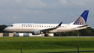 A picture of N744YX - Embraer E175LR - United Airlines - © DJ Reed - OPShots Photo Team