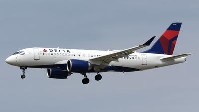 N138DU - Airbus A220-171 - Delta Air Lines