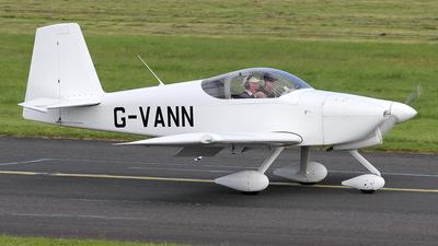 A picture of GVANN - Van's RV7A - [PFA 32314034] - © Ian Howat