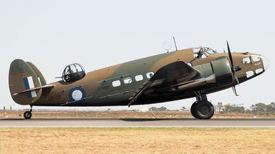 VH-KOY - Lockheed Hudson IIIA - Temora Aviation Museum