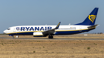 EI-EVO - Boeing 737-8AS - Ryanair