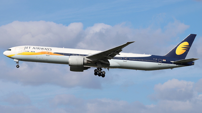 VT-JES - Boeing 777-35RER - Jet Airways