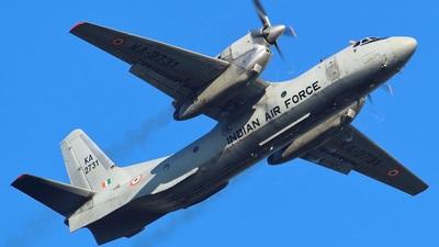 KA2731 - Antonov An-32RE - India - Air Force
