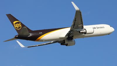 N335UP - Boeing 767-34AF(ER) - United Parcel Service (UPS)