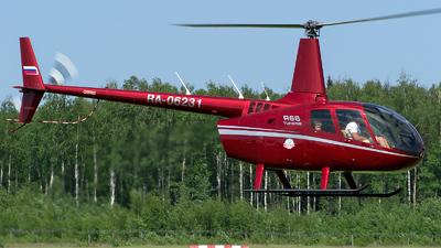 RA-06231 - Robinson R66 Turbine - Private