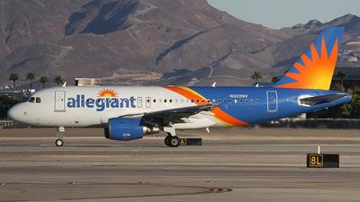 N322NV - Airbus A319-111 - Allegiant Air