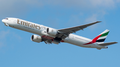 A6-EQA - Boeing 777-31HER - Emirates