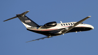 N7SG - Cessna 525 Citationjet CJ3 - Private