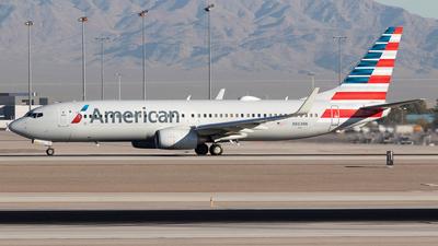 N863NN - Boeing 737-823 - American Airlines