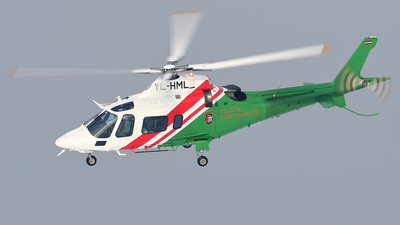 YL-HML - Agusta A109E Power - Latvia - State Border Guard