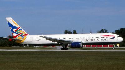 G-BNWK - Boeing 767-336(ER) - British Airways