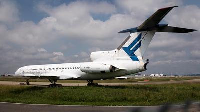 D-AFSG - Tupolev Tu-154B-2 - Stuttgart Airport Authority