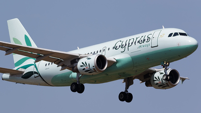 5B-DCX - Airbus A319-114 - Cyprus Airways