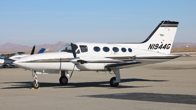 N1944G - Cessna 421B Golden Eagle - Private