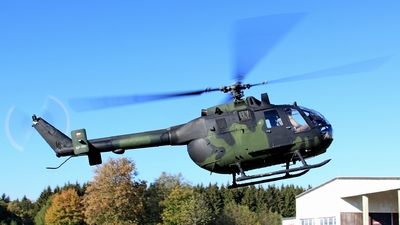 SP-YKI - MBB Bo105P1 - Private