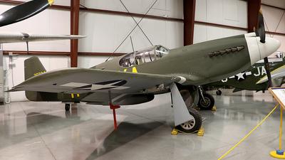 N90358 - North American P-51 Mustang - Private