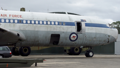 A20-627 - Boeing 707-338C - Australia - Royal Australian Air Force (RAAF)